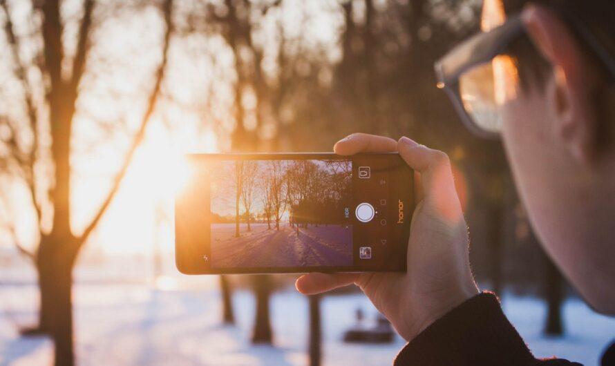 Aplikace pro focení – víte, jaké jsou ty nejoblíbenější?