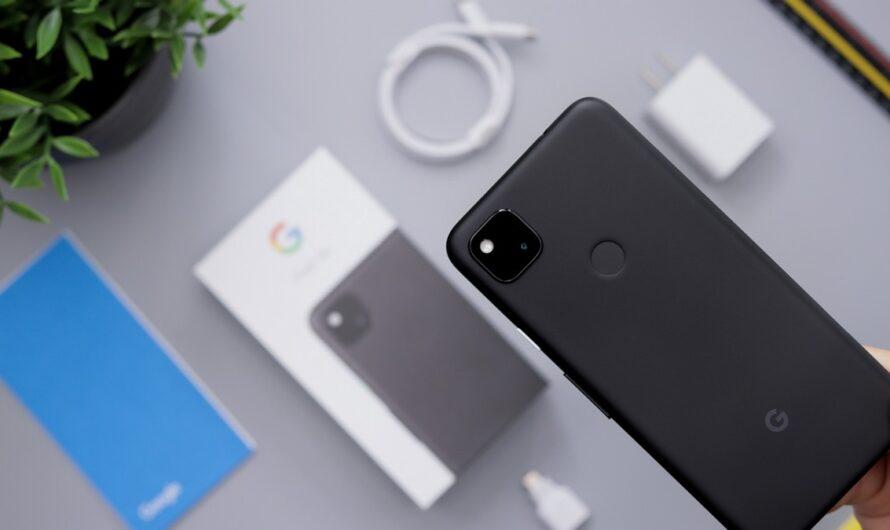 Google Pixel 5 je mobilní telefon přímo do Googlu