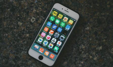 Aplikace Můj Vodafone na mobilní telefonu.