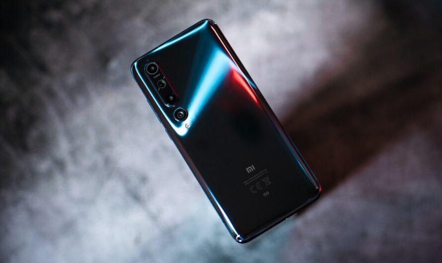 Xiaomi Mi 10 5G patří mezi výkonné mobilní telefony